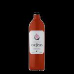 """Ροζέ ημίγλυκος οίνος """"Ορφέας"""" ΕΒΡΙΤΙΚΑ ΚΕΛΛΑΡΙΑ 750 ml"""