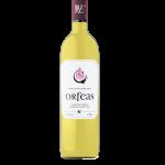 """Λευκός ημίγλυκος οίνος """"Ορφέας"""" ΕΒΡΙΤΙΚΑ ΚΕΛΛΑΡΙΑ 750 ml"""