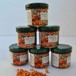 Μαρμελάδα ιπποφαές με μέλι