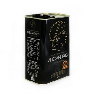 Εξαιρετικό παρθένο ελαιόλαδο Αλέξανδρος 2500ml