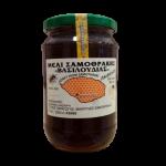 Μέλι ανθέων Σαμοθράκης 980γρ. Βασιλούδια