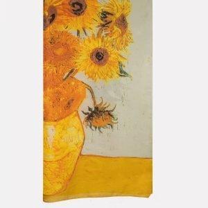 Μεταξωτή εσάρπα 185 × 90 cm 100% Σουφλιώτικο μετάξι (049)