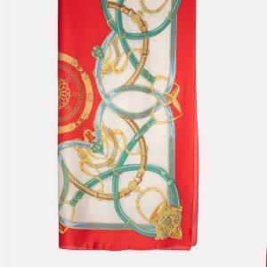 Μεταξωτή εσάρπα 185 × 90 cm 100% Σουφλιώτικο μετάξι (060)